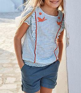 Bluzki dla Dziewczyn