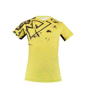 Koszulka męska do biegania INTERDRY wzór 1