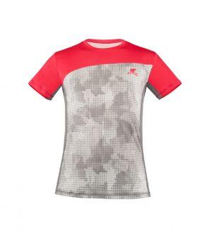 Koszulka męska do biegania INTERDRY wzór 3