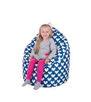 Miękki i przytulny fotel relaksacyjny
