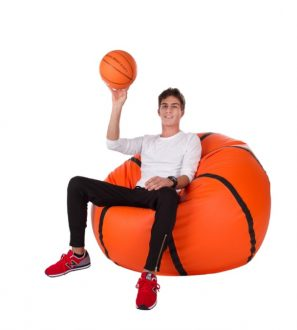 Pufa Piłka Basketball XXXL
