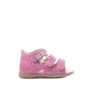 Różowe Sandałki dla Dziewczynki