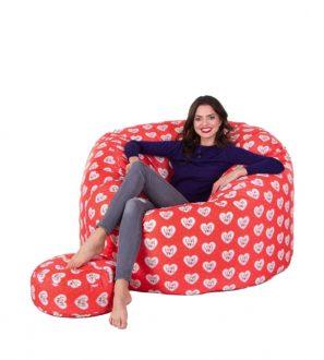 Sofa pufa Sumo XXXL - 950L