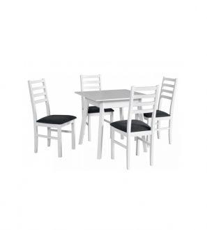 Stół z krzesłami XXVII