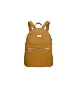 Wegański plecak karmelowy 3.6 BACKPACK CARAMELLO SUEDE